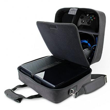 Une sacoche de transport pour console USA Gear