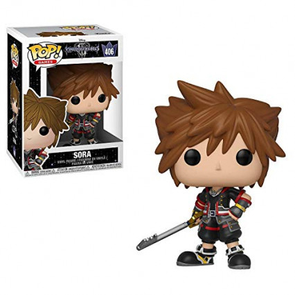 Sora, Kingdom Hearts