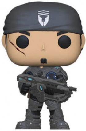 Marcus Fenix, Gears of War