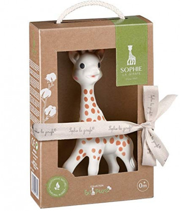 La boîte cadeau Sophie la Girafe