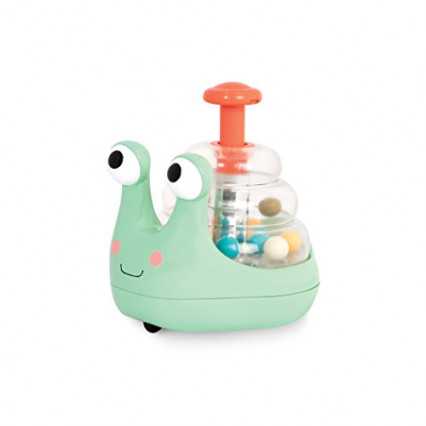 La toupie lumineuse escargot de BTOYS
