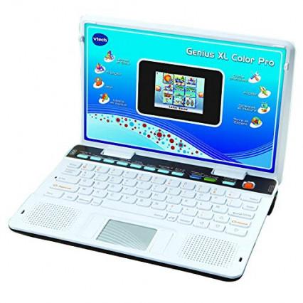 L'ordinateur portable pour enfants Genius XLColor Pro bilingue par VTech
