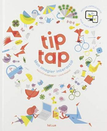 Tip tap, mon imagier interactif