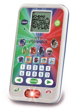 Un smartphone éducatif Pyjamasques par VTech