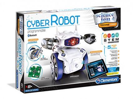 Le Cyber Robot programmable de Clementoni