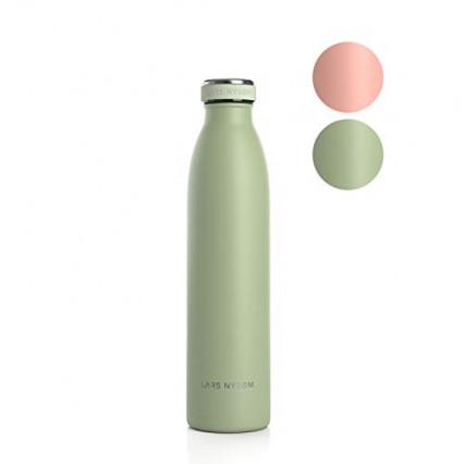 La bouteille isotherme aux couleurs pastels