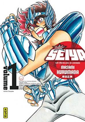 Saint Seiya, Les Chevaliers du Zodiaque - Tome 1, par Masami Kuramada