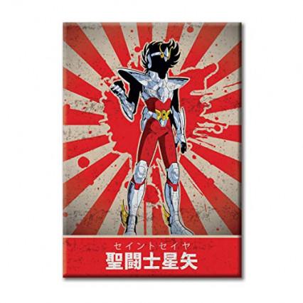 Une toile canvas de Seiya