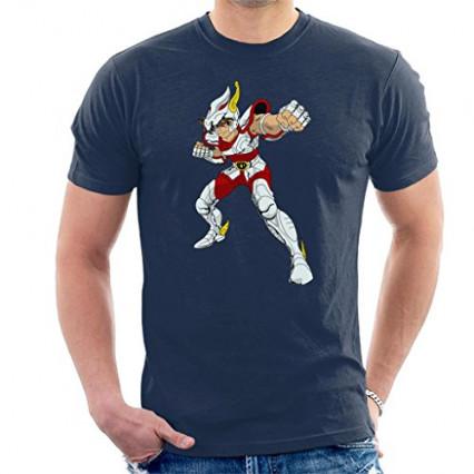 Le t-shirt de Saint Seiya et sa technique des météores de Pégase