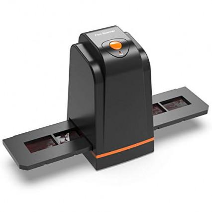 Un scanner de diapositives et de pellicules entrée de gamme par Rybozen