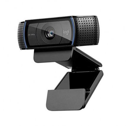 Une webcam, comme la Logitech C920 HD Pro