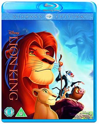 Le Roi Lion en Blu-Ray