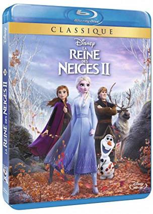 La Reine des Neiges 2 en Blu-Ray