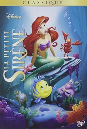 La Petite Sirène en DVD