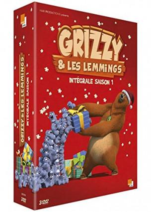 Grizzy & Les Lemmings l'intégrale de la saison 1