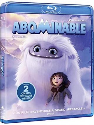 Abominable par Jill Culton en Blu-Ray