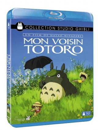 Mon voisin Totoro en Blu-Ray