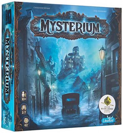 Mysterium, l'enquête paranormale