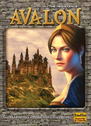 Resistance Avalon, par Indie Boards & Cards