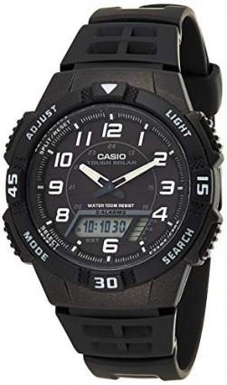 La petite montre Casio Collection à énergie solaire