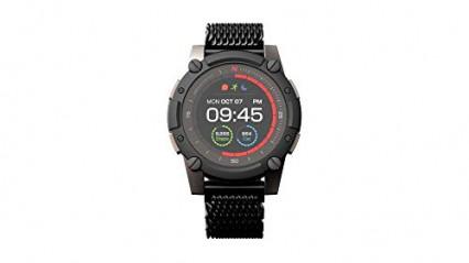 La montre connectée et solaire PowerWatch 2 Luxe Edition