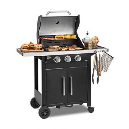 Le barbecue à gaz le moins cher