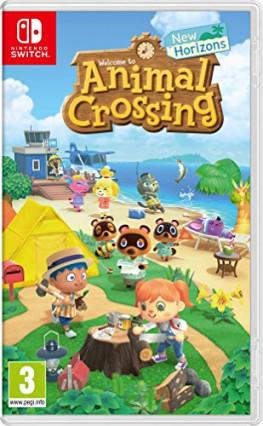 Animal Crossing, sur Switch à -27%