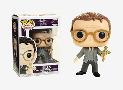 Giles, Buffy contre les vampires