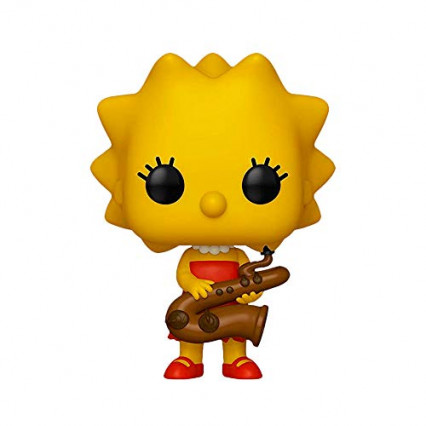 Lisa Simpson, Les Simspon