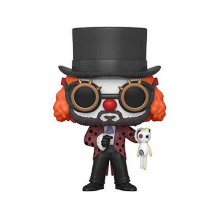 Le Professeur déguisé en clown, La Casa de Papel