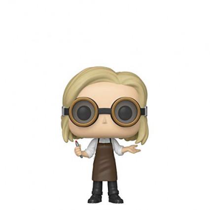 Le Treizième Docteur, Doctor Who