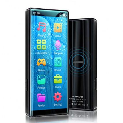 Le mini lecteur MP3 à écran tactile Mymahdi