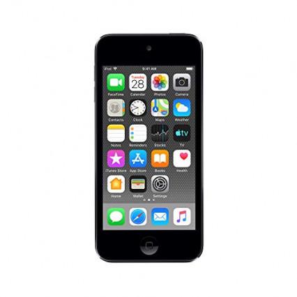 L'iPod Touch d'Apple, le lecteur MP3 polyvalent