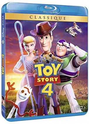 Toy Story 4 en Blu-Ray
