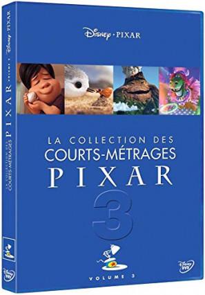 La Collection des Courts métrages Pixar volume 3