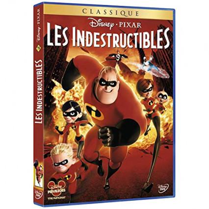 Le DVD des Indestructibles