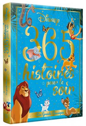 Un livre d'histoire pour le soir Disney