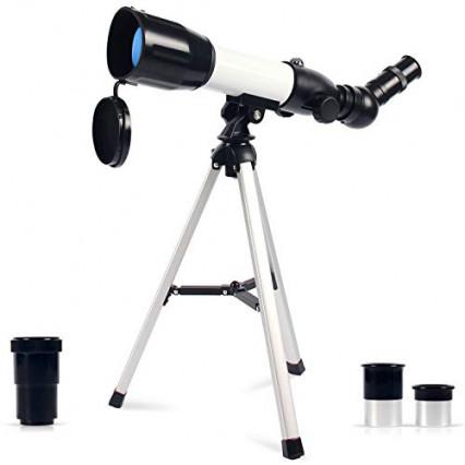 Le télescope astronomique portable par Upchase
