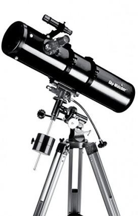 Le télescope Skywatcher N 130/900 Explorer EQ-2