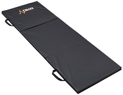 Un tapis d'exercice