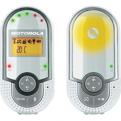 Le babyphone audio Motorola MBP 11