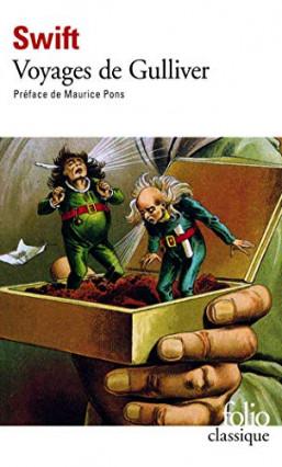 Les Voyages de Gulliver, de Jonathan Swift, Irlande
