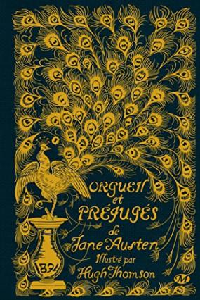 Orgueil et Préjugés, de Jane Austen, Angleterre