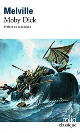 Moby Dick, d'Herman Melville, États-Unis