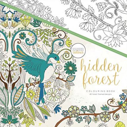 Le livre sur le thème de la forêt