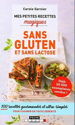 Le livre pour le sans gluten