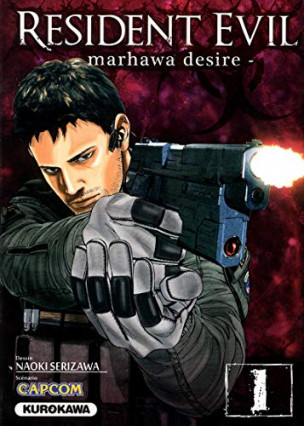 Resident Evil - Marhawa Desire - tome 1