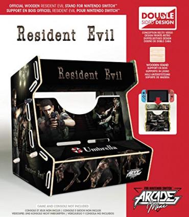 Une mini borne d'arcade pour Switch Resident Evil