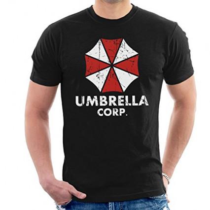 Un t-shirt Umbrella Corp.