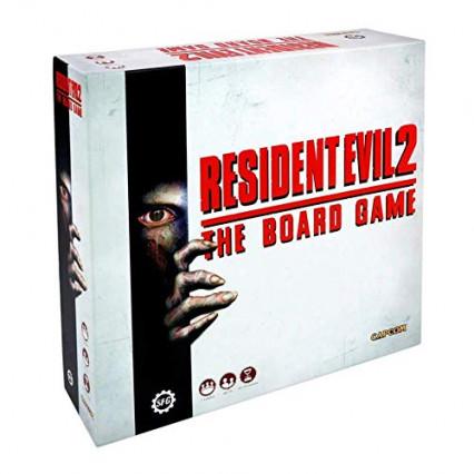 Le jeu de plateau (en anglais) Resident Evil 2
